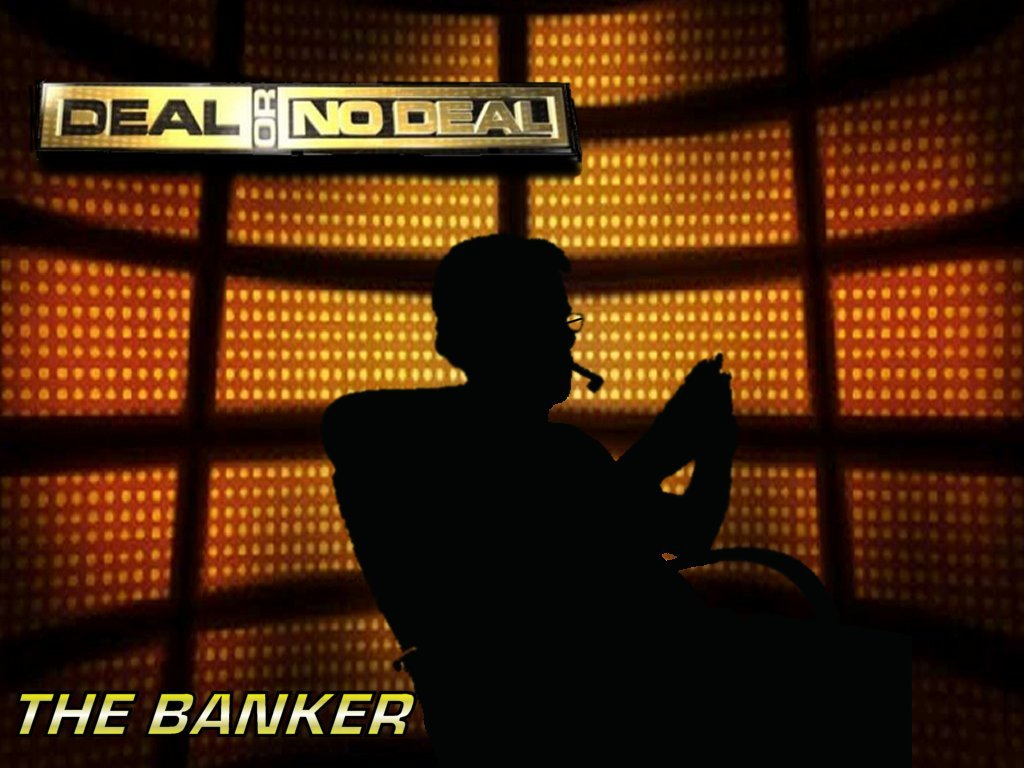 deal or no deal banker