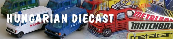 Hungarian Diecast