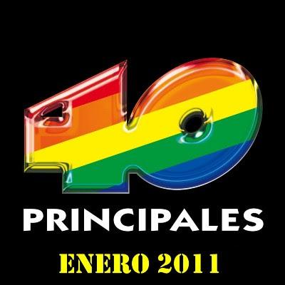V.A - Lista 40 Principales Enero [2011][FS]
