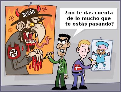 Kurt Westergaard muhammad mahoma cartoons caricaturas