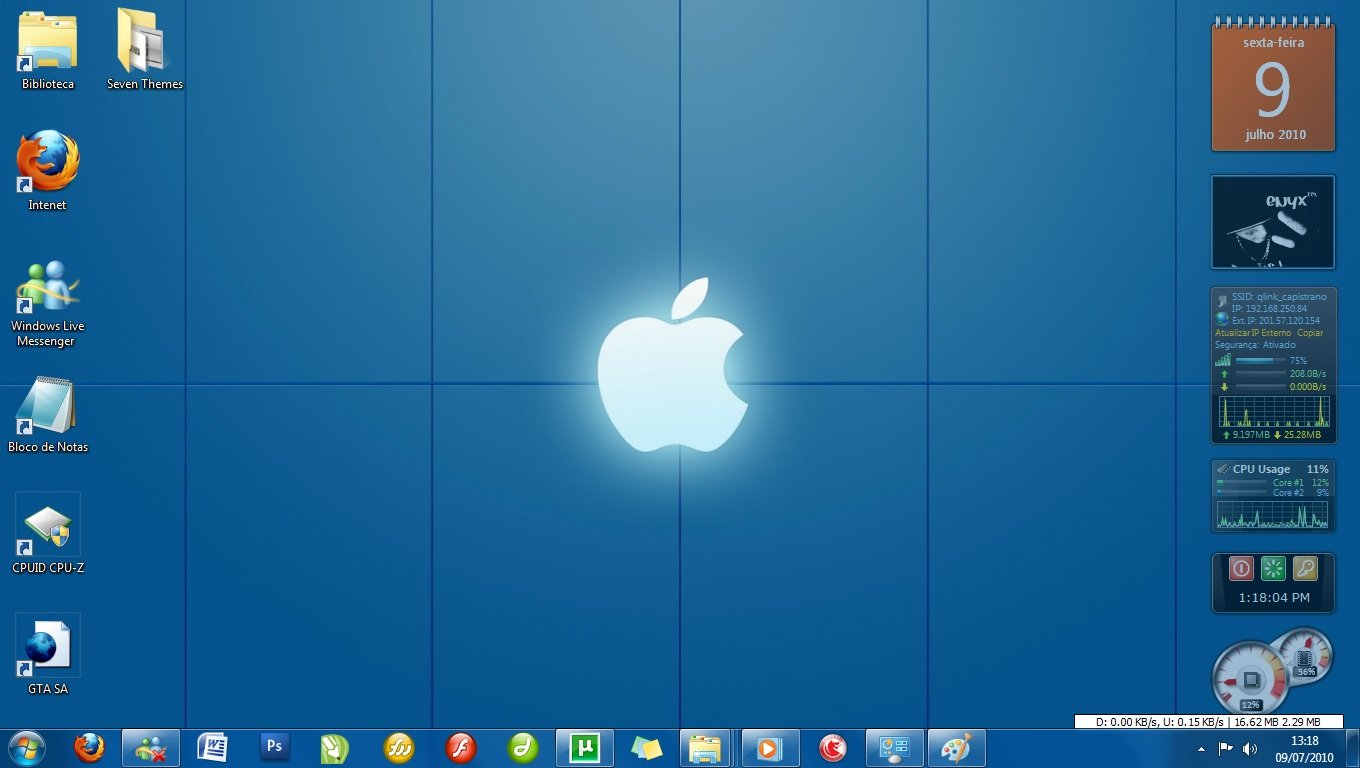Tema Apple PREVIEW