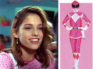 ... my interests included watching Power Rangers to see the Pink Ranger, ...