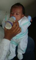 Aaron, August 2007