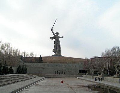 The Mamayev Monument