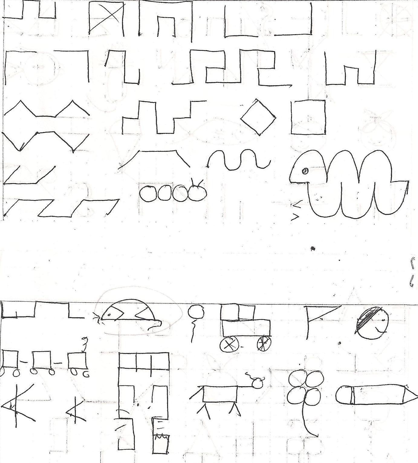 la lecto escritura a ninos: