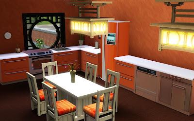 Camera Da Letto Padronale The Sims : The sims design la casa dello scrittore