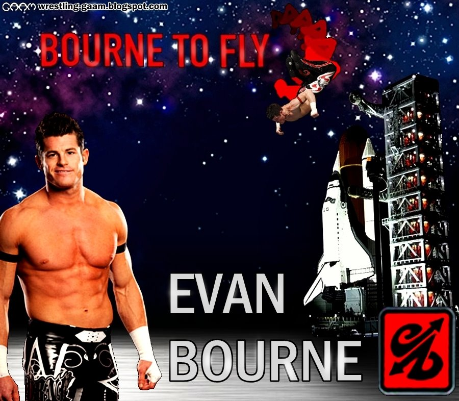 ����� ���� Evan Bourne ����� Evan Bourne - Bourne To Fly.jpg