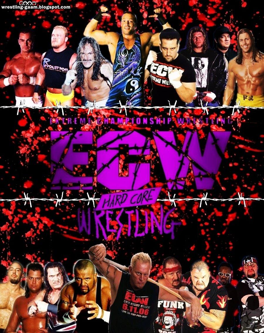 History of ecws hardcore wrestling