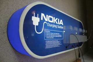 Nokia Charging Station