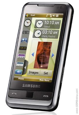 Samsung Omnia i900