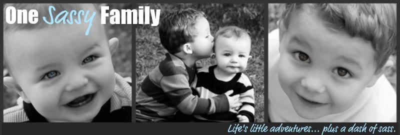 One Sassy Family
