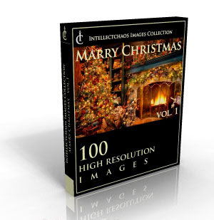 Intellectchaos Images Collection - Mary Christmas vol.01-03