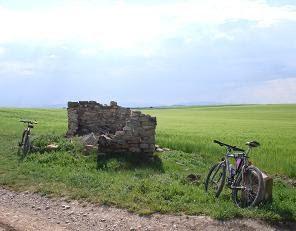Bardenas Reales en bici