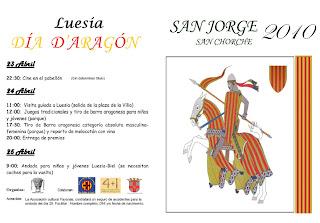 San Jorge en Luesia, Aragón
