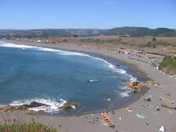 Playa Rinconada (135 Km.)