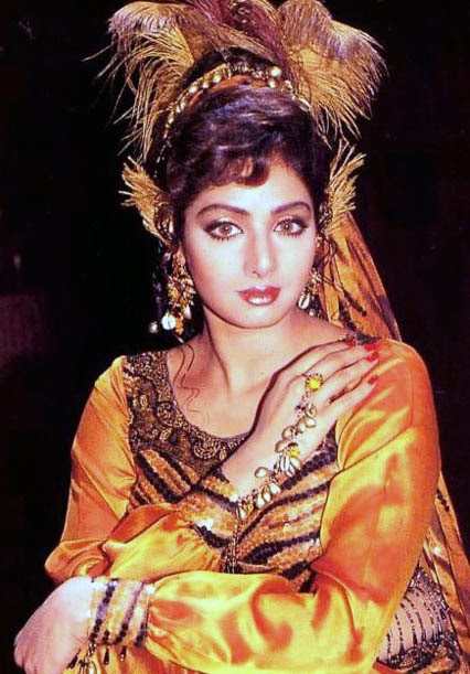from Anderson pussy and image porn of sridevi