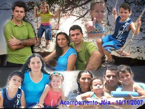 Acampamento Jóia - Em 10/11-2007