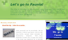 Let's go to Faunia!