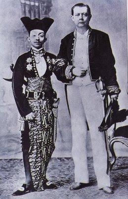 Pakubuwono X of Surakarta