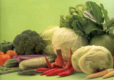 Indonesian Vegetables