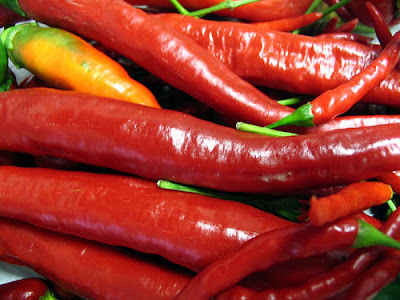 Cabe (Chili Peppers)