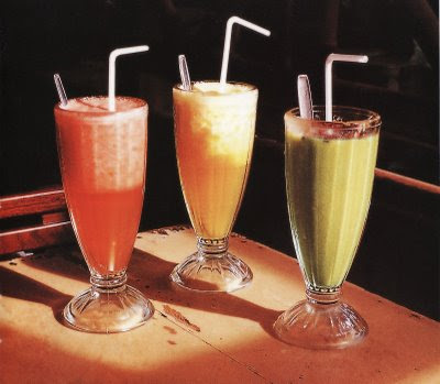Jus Buah (Fruit Smoothies)