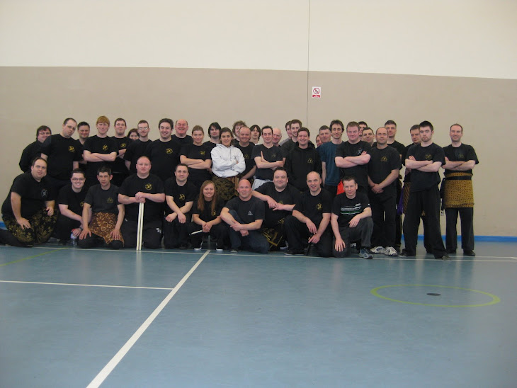 Kilrea camp April 09