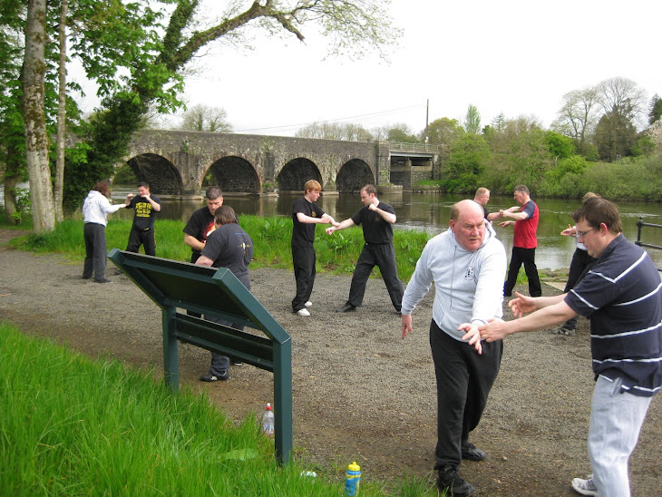 Kilrea riverside training