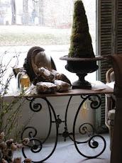 Garden antiques