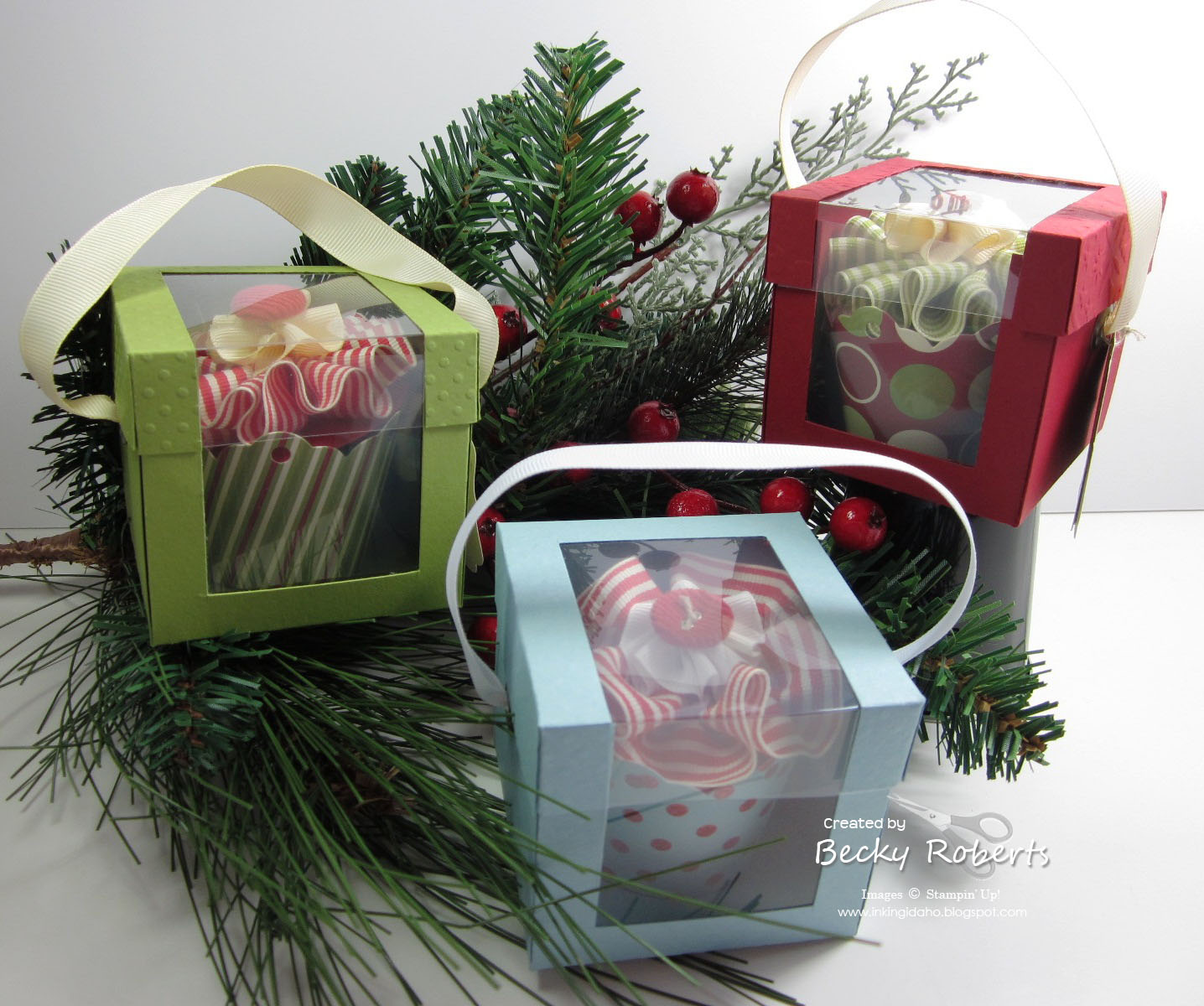 Individual ornament boxes - Individual Ornament Boxes 10