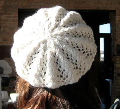 Free Crochet Beret Pattern Crochet And Knitting Patterns