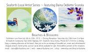 Closing Reception ~ Beaches & Blossoms (beaches blossoms invite crop)