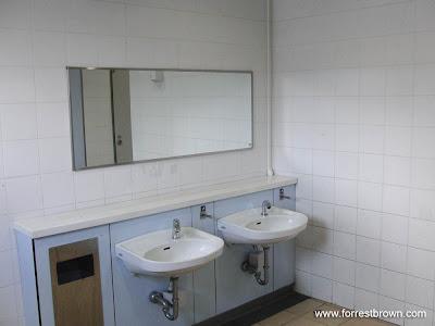 Forrest brown japan public bathrooms for Public bathrooms in japan
