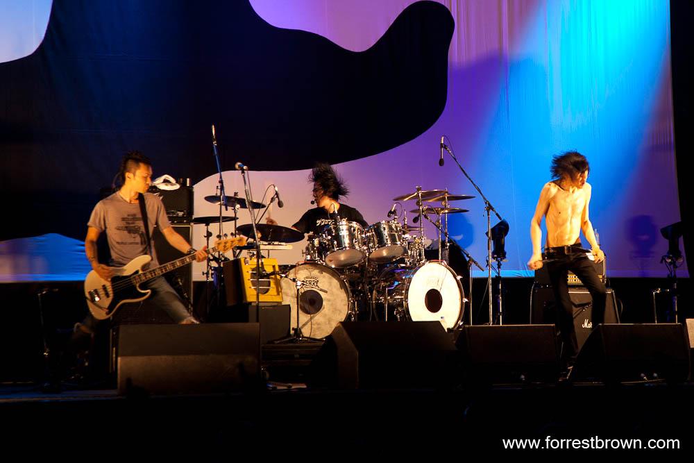 Fuji Rock 2010