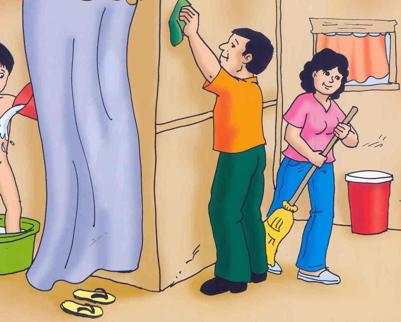 El ltimo condill 0167 el casado casa quiere - Trabajo limpiando casas ...