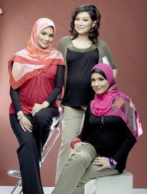 Pakaian @ fesyen ibu mengandung