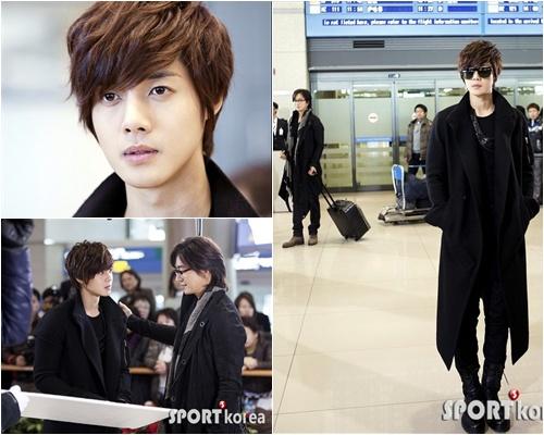Oh, and Kim Hyun Joong shows up randomly at the beginning. Wait, he's