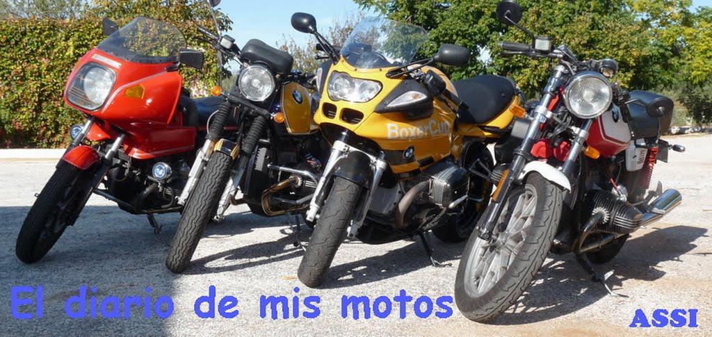 El diario de mis motos ASSI