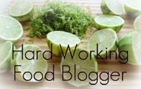 Hard Working Food Blogger