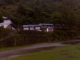 MY SCHOOL IN VILLAGE