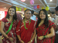 wid my frns &Nepal Ambessy 2nd Secretary Mrs Chameli...