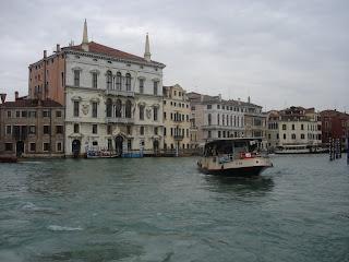 Вапоретто - главный транспорт Венеции