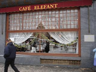 Кафе Elefant