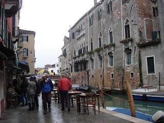 Венеция. Район Каннареджо