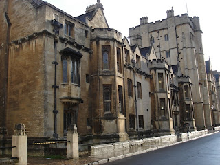 Колледжи Оксфорда