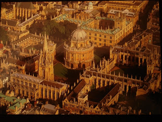 Оксфорд: город и университет