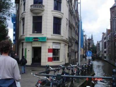 Кафе-шопы в Амстердаме