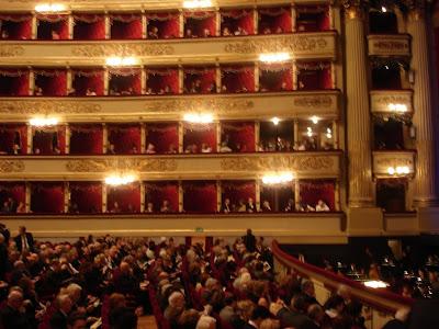 Милан. Театр Ла Скала