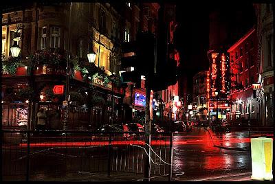 Лондон. Сохо