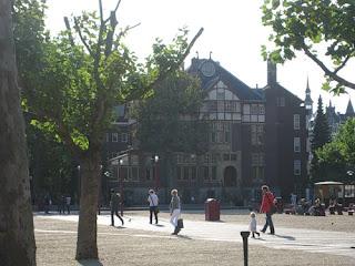 Музеи Амстердама. Дом-музей Ван Гога,